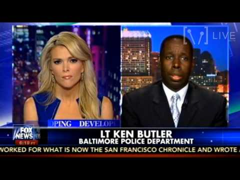 Baltimore Police Are Afraid To Do Their Jobs - The Kelly File