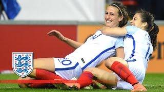 England women 1-1 belgium women (euro 2017 qualifying) | goals & highlights