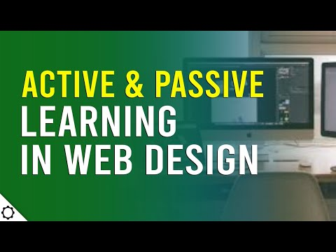 The Difference Between Active And Passive Learning In Web Design
