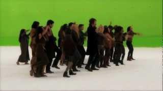 "The Twilight Saga: Breaking Dawn Part 2 - BTS ""The Dance Off"""