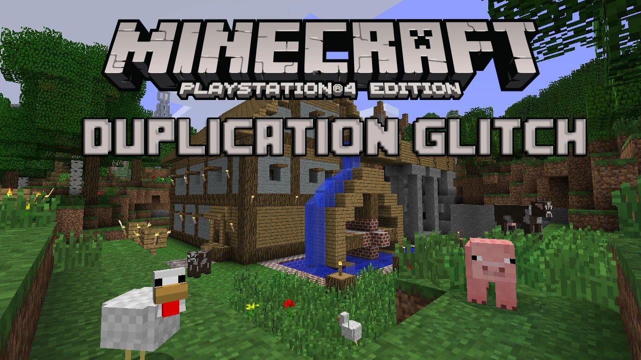 Minecraft Ps3 Unlimited Diamonds Duplication Glitch How ... - photo#25