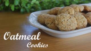 coconut oil pinch Oatmeal cookies recipe