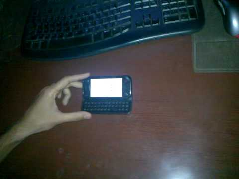 How to Hard Reset a bricked Nokia N97 / Mini phone