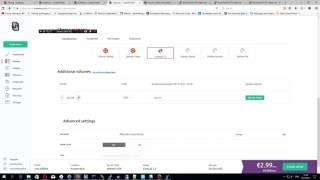 Scaleway  генерация ssh ключа и первая установка VPS