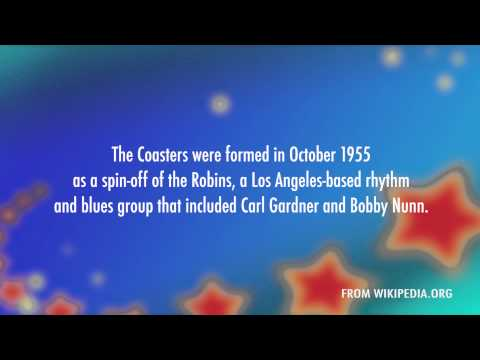 The Coasters - Yakety Yak - Rock and Roll