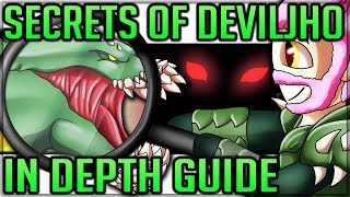Top 5 Reasons to Hate Deviljho - Complete Guide to Deviljho + Armor/Weapons - Monster Hunter World!