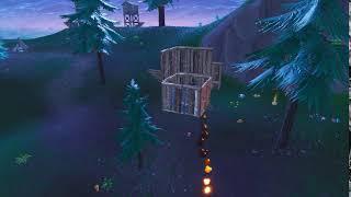 Growing Tree - Fortnite glitch