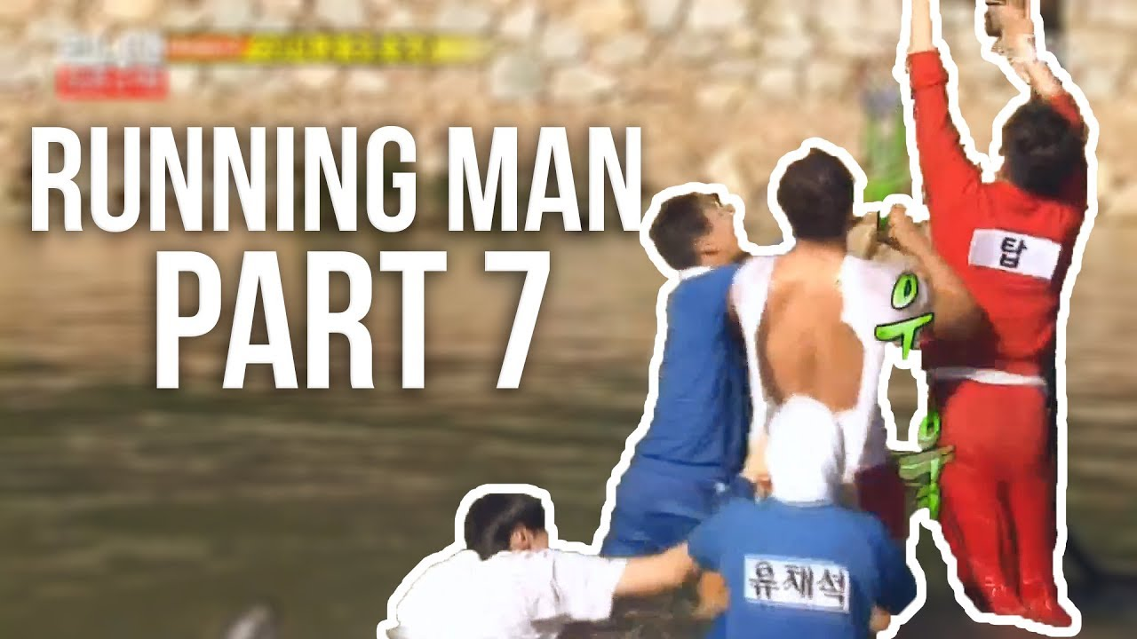 Running Man Funny Moments - Part 7