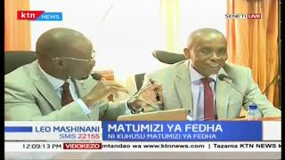 Gavana wa Kakamega mbele ya seneti kujibu mashtaka ya ubadhirifu
