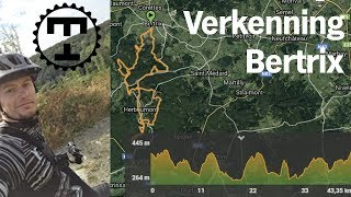 [Verkenning] België - Route Bertrix, Mortehan, herbeumont