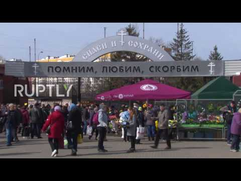 Russia: Five Moscow cemeteries launch free electric car service for visitors