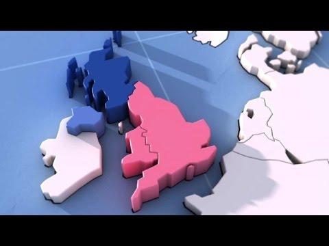 Le Royaume-Uni, divisé, quitte l'UE