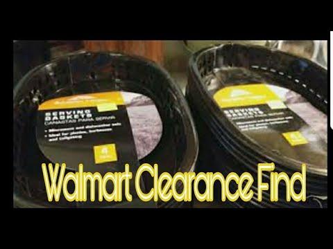 WALMART CLEARANCE ALERT   3/21/2018