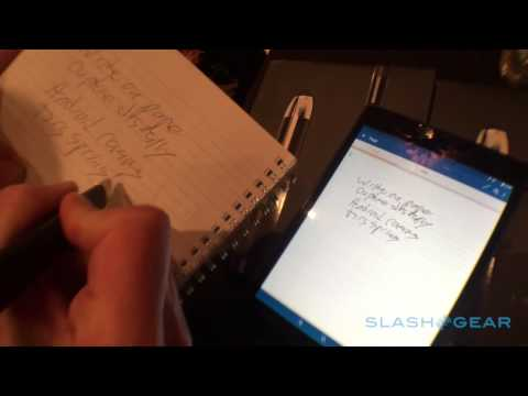 Livescribe+ for Android goes live to bridge analog and digital
