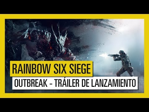 Tom Clancy's Rainbow Six Siege - Outbreak : Tráiler de lanzamiento