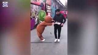 滑稽中国 - Hài Trung Quốc 2018 - Funny China 2018 - LOL