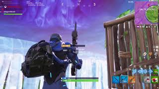 The Most Insane Edit In Fortnite...No Materials...Just Edit (Thanks Tfue!!)
