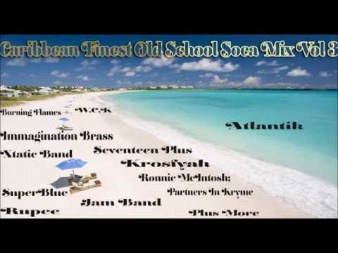 SOCA old school (CARIBBEAN BEST)  mixx vol 3 by djeasy