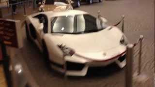 Dubai cars Summer 2012 HD [matte white Aventador and MORE]
