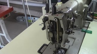 How to Time a Pfaff 1245-706/47 Sewing Machine - TUTORIAL