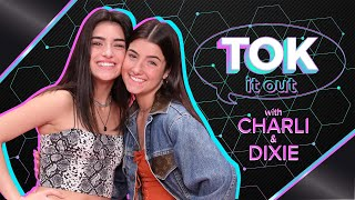 Download Charli and Dixie D'Amelio Tok It Out Over Hilarious Videos Mp3 and Videos