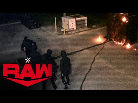 A look back at RETRIBUTION's arrival: Raw, Aug. 10, 2020