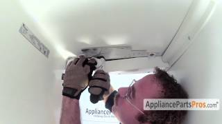 Refrigerator Light Socket Kit - How To Replace