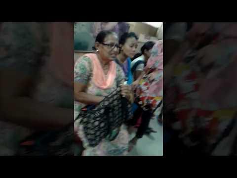 PNB Khanpur staff's misbehave( New delhi 110062) Part-2
