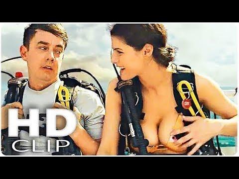 RAMPAGE Deleted Scene - Alexandra Daddario Cameo (2018) Dwayne Johnson Sci-Fi Action Movie HD