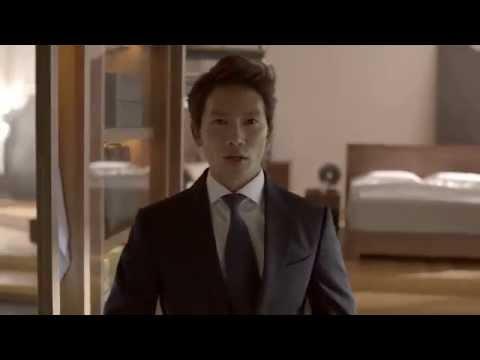 Ji Sung & Soo Ae - ACE Bed CF Making