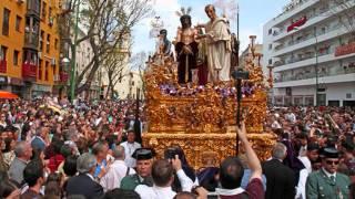 Marcha:Presentado a Sevilla