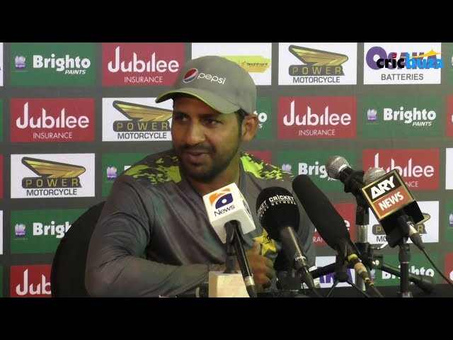Sarfraz Ahmed: Attacking cricket helped us recover on day 1