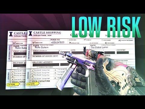 NEW CHEAP LOW RISK TRADEUP UNDER $2! (CS:GO)
