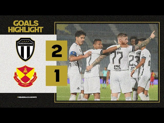 GOALS HIGHLIGHT | TERENGGANU FC vs SELANGOR FC #PM2 #TMPIALAMALAYSIA2021