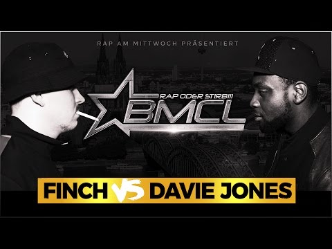 BMCL RAP BATTLE: FINCH VS DAVIE JONES (BATTLEMANIA CHAMPIONSLEAGUE)