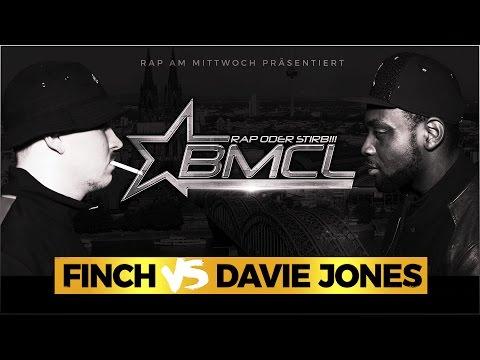 BMCL RAP BATTLE: FINCH VS DAVIE JONES (BATTLEMANIA CHAMPIONSLEAGUE)