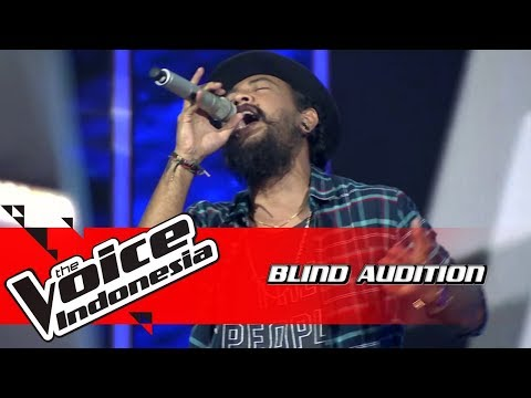 Ava - Always Be My Baby | Blind Auditions | The Voice Indonesia GTV 2018
