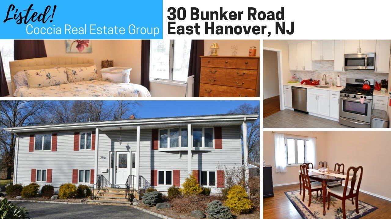30 Bunker Rd. | Homes for Sale East Hanover, NJ | Call Jennifer Bassolino 973-202-2103