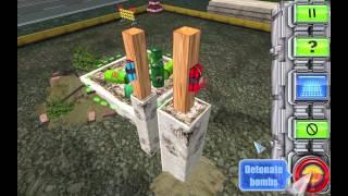 Demolition Master 3D. Tutorial levels.