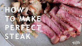 HOW TO MAKE PERFECT STEAK? WAGYU VS MELTIQUE!