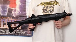 Combat Zone RS2 Softair Review / Deutsch /HD