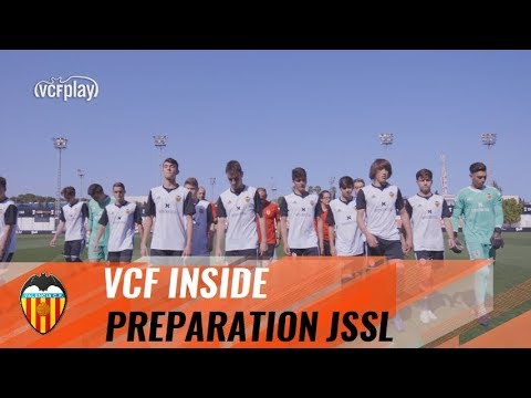 VCF INSIDE: DISCOVER HOW VALENCIA'S PLAYER PREPARE FOR THE J