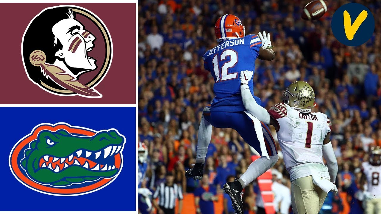 FSU football vs. Florida video highlights, score