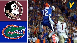 Florida State vs #11 Florida Highlights | Week 14 | College Football 2019