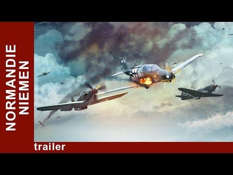 Normandie Niemen. Trailer. Russian Movie. Docudrama. English Subtitles. StarMediaEN