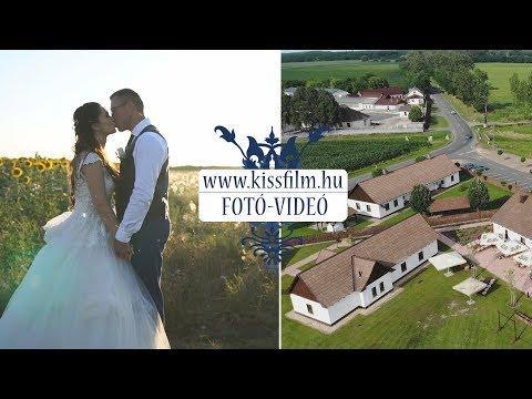 Esküvő - Zsindelyes Cottage , Érpatak (Nóra és Zoli) Előzetes/KISSFILM.HU 4K