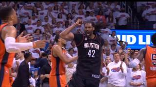 Nene three-point play buries Thunder in Game 4