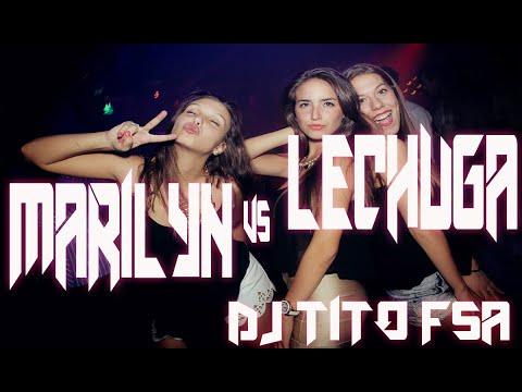 Agrupacion Marilyn vs La Banda De Lechuga - Mega Mix - Dj Tito Mix