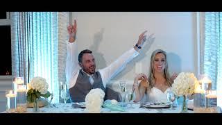 BEST Maid of Honor Speech! (2000's pop song medley Britney, Christina, *NSYNC, BSB)