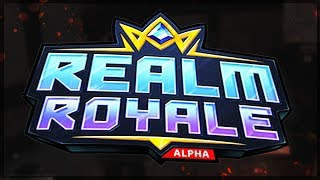 What about THE HELL is REALM ROYALE ? The NEW FORTNITE